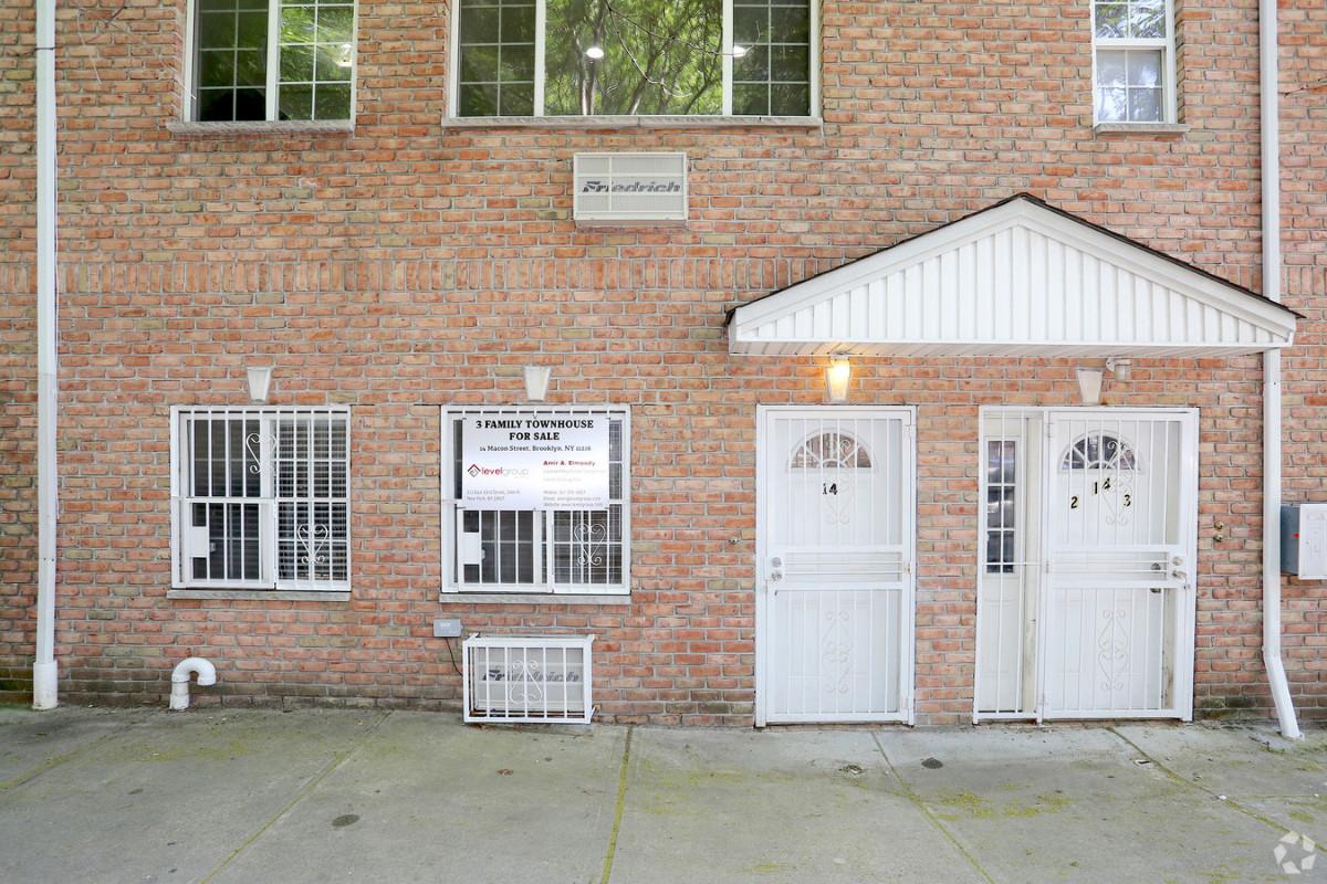 6 Townhouse in Bedford Stuyvesant