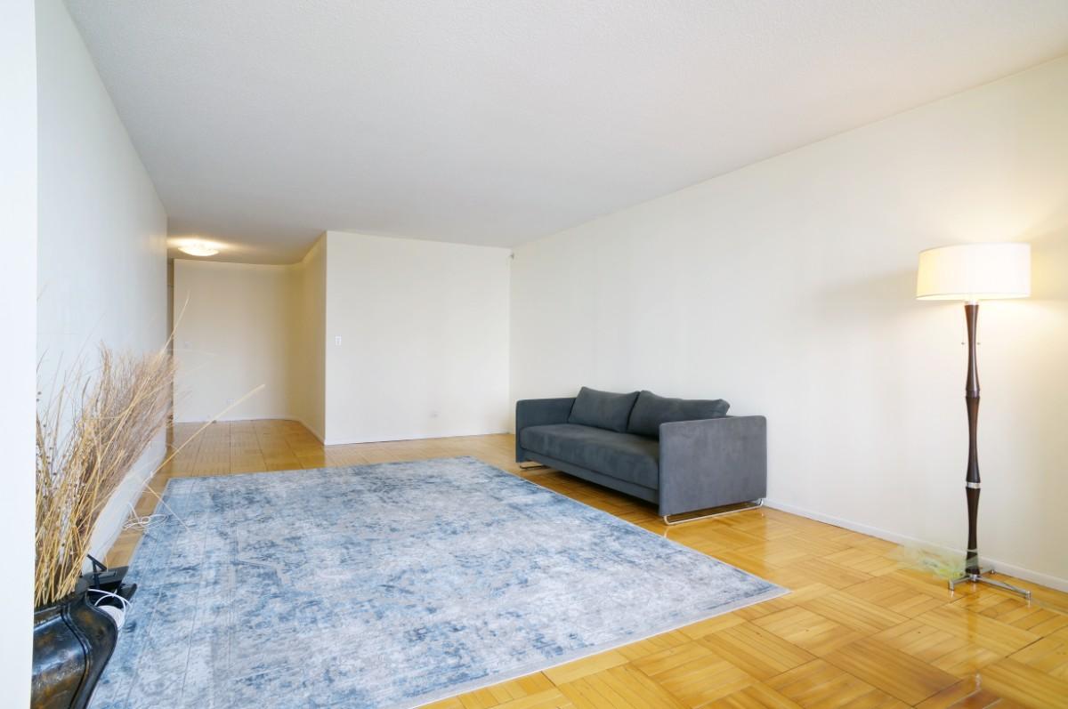 Unit 25J - Large Living Room