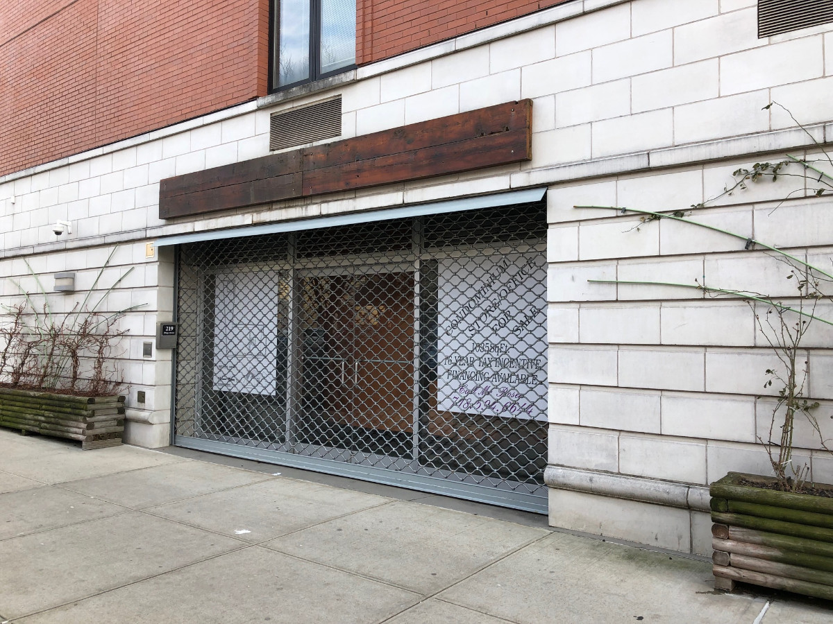 Commercial Commercial in Greenpoint