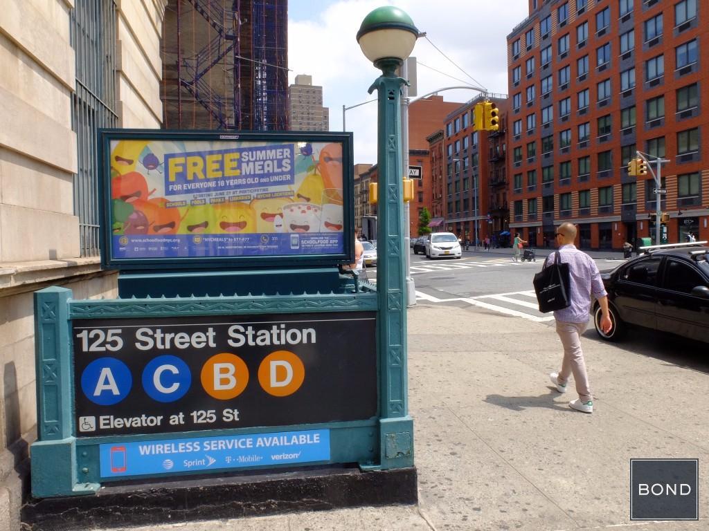 125th St. Subway