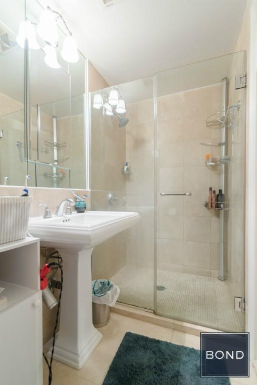 stall shower bathroom