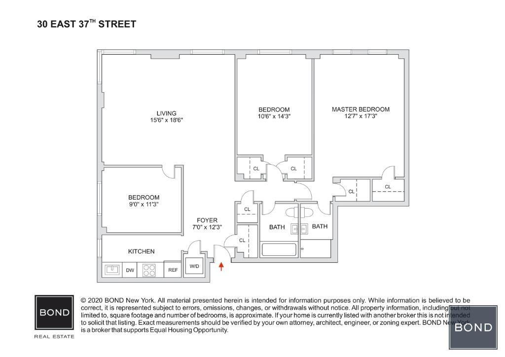 30 East 37th Street Murray Hill New York NY 10016
