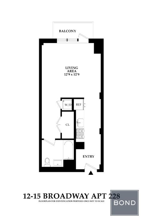 Apartment for sale at 12-15 Broadway, Apt 228