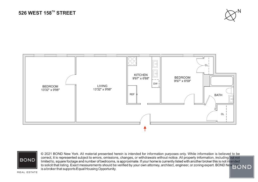 526 West 158th Street Washington Heights New York NY 10032