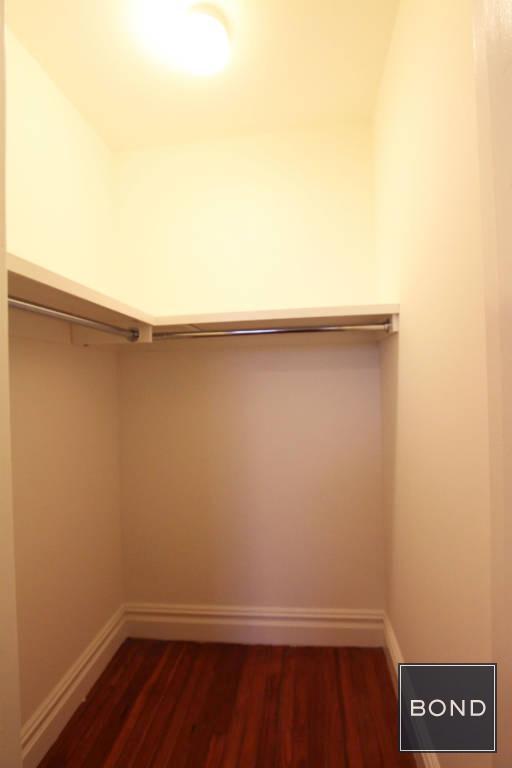 2nd walk-in closet
