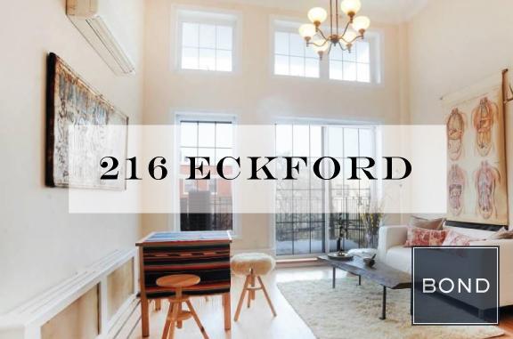 Eckford Street
