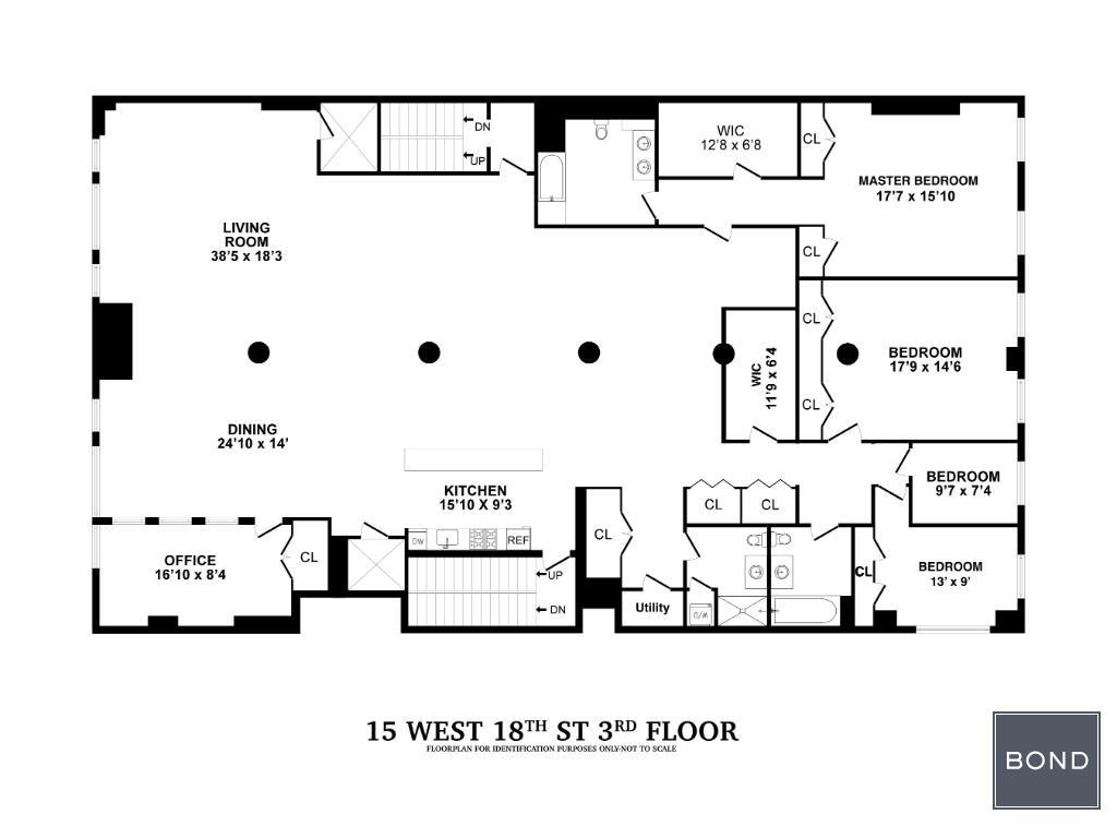 15 West 18th Street Flatiron District New York NY 10011