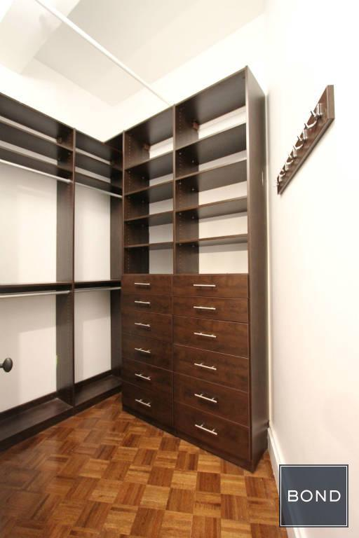Closet in Bedroom 1