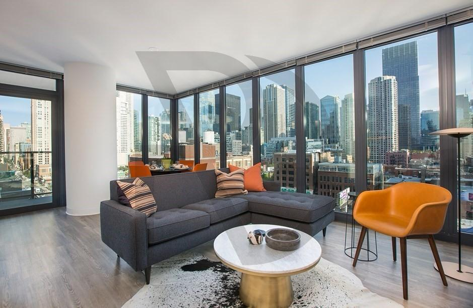3 Apartment in River North