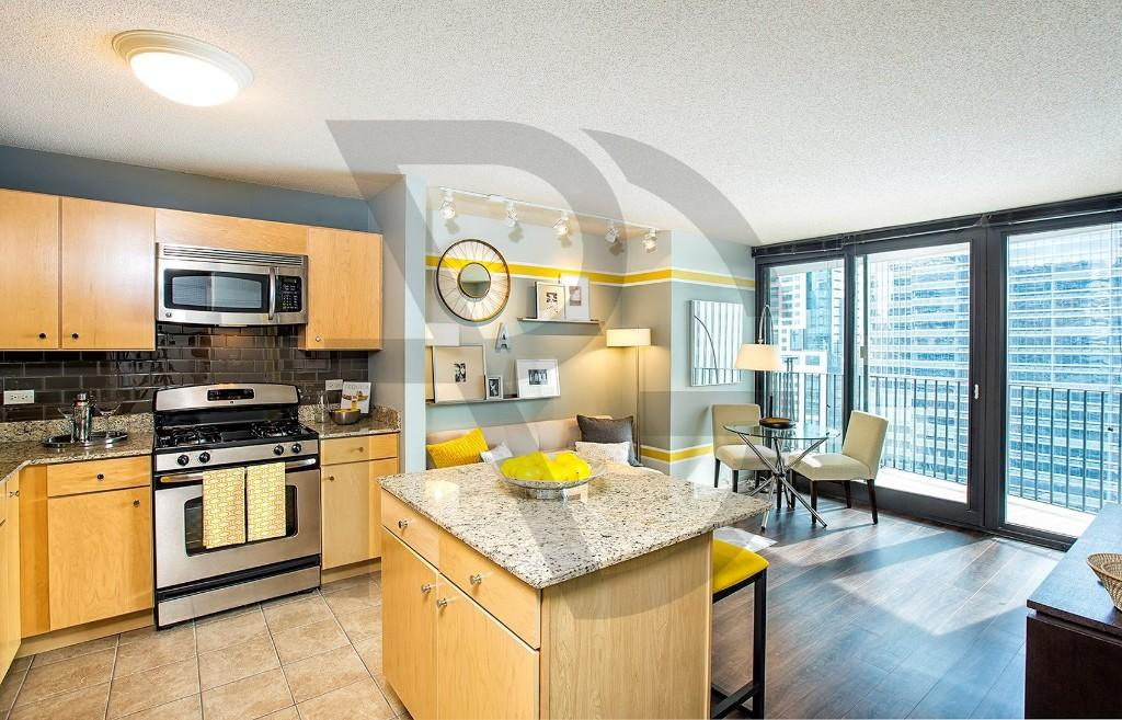 225 N  Columbus, #3202, CHICAGO, IL 60601   Chicago Apartments: Loop