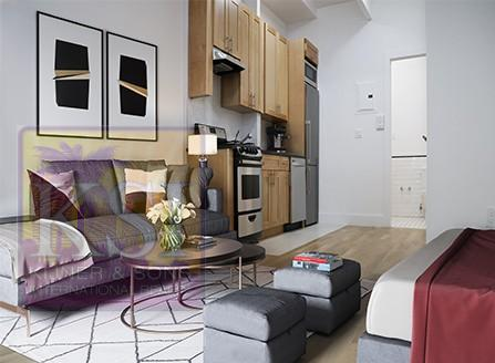 Studio Apartment in Sutton Place